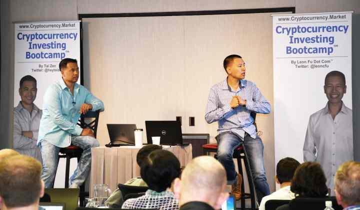 Cryptocurrency Investing Bootcamp - Tai Zen & Leon Fu Dot Com 1a