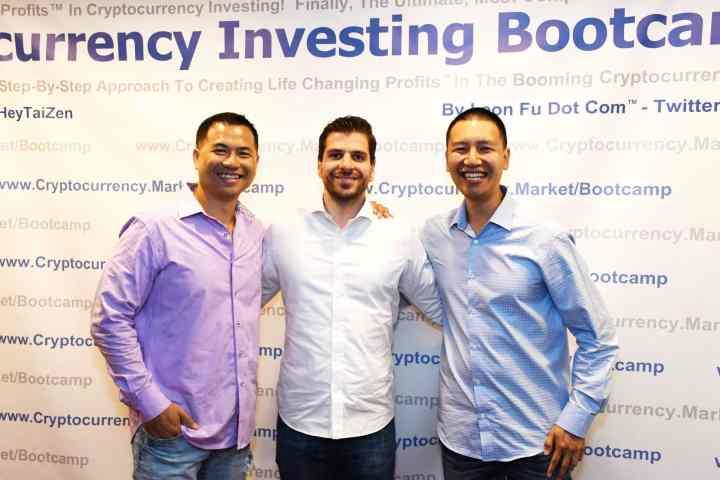 Cryptocurrency Investing Bootcamp - Tai Zen & Leon Fu Dot Com 20