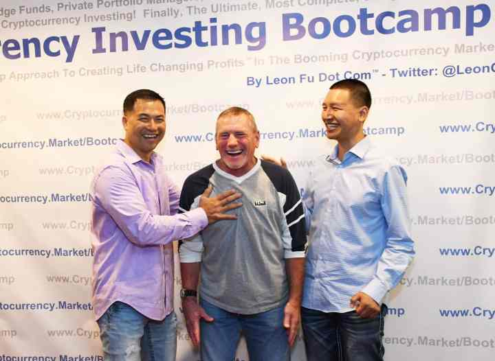 Cryptocurrency Investing Bootcamp - Tai Zen & Leon Fu Dot Com 25
