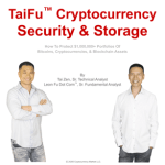 TaiFu™ Cryptocurrency Security and Storage Course Cover