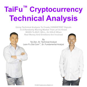 TaiFu™ Cryptocurrency Technical Analysis Course Cover