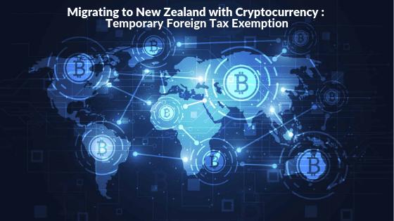 cryptocurrency nz tax