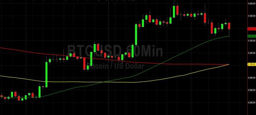 Can BTC/USD Remain Supported by 50-Hour SMA? Sally Ho's Technical Analysis 30 May 2020 BTC