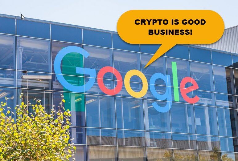 Google Lifting the Sweeping Ban on Cryptocurrency Advertisements