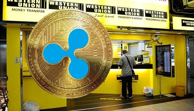 Image result for Western Union Considers Crypto, Partners with Ripple to Test Blockchain Payments