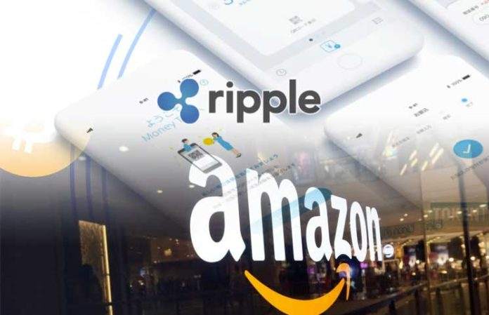 Amazon Teams Up With Worldpay And Ripple Could Be Next