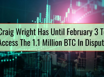 Craig Wright Has Until February 3 To Access The 1.1 Million BTC In Dispute