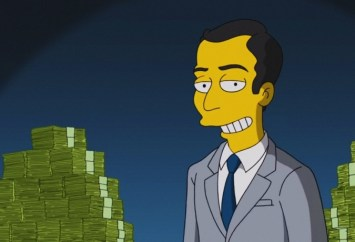 "The Simpsons Showcase Crypto, Calling It ""Cash Of The Future"""