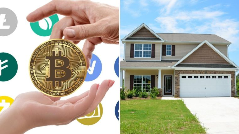 cryptocurrency vs real estate