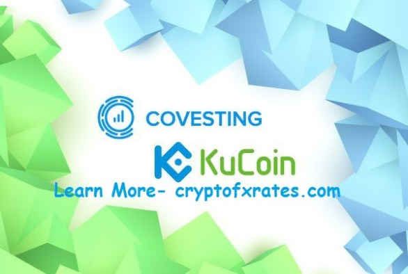 Trade Covesting (COV) Coin on Kucoin