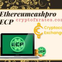 Ethereumcashpro ECP coin listed cc.exchange