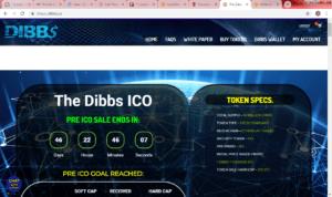 Dibbs ICO