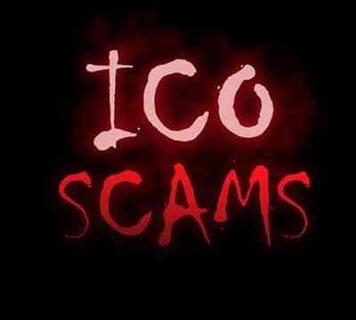 scam ICOs