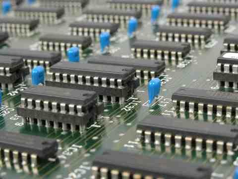 Chip Manufacturer Blames Crypto