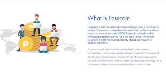 possecoin