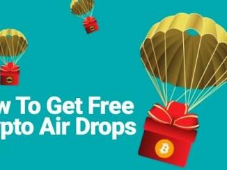 Hướng dẫn làm Airdrop Bounty kiếm tiền miễn phí từ các dự án tiền điện tử