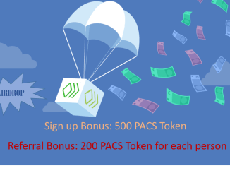 Register Pacsnetwork Airdrop Get PACS Tokens Free