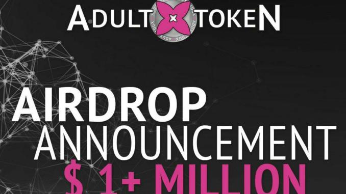 Register Adult X Airdrop To Get 550 ADUX Tokens Free