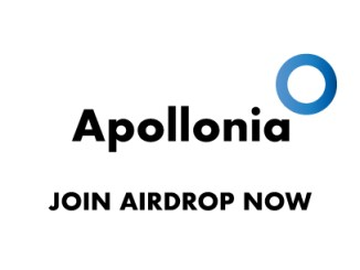 Register APOLONIA Airdrop To Get 400 APOLLO Tokens Free Worth $12