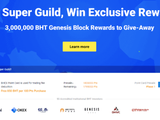 BHEX Exchange Airdrop Tutorial - Earn BHT Tokens Free - Total Rewards Pool 10 millions BHT
