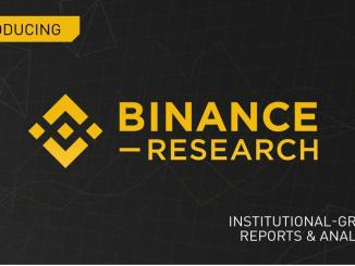 Binance Launches Binance Research