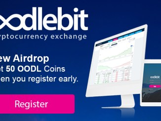 Register Oodlebit Exchange To Get 50 OODL Coins Free