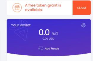 Tutorial de Brave Browser - como ganar BAT al mes por navegar (10$) 6