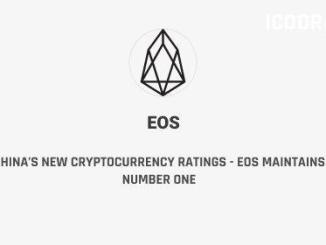 China's New Cryptocurrency Ratings - EOS Maintains Number One