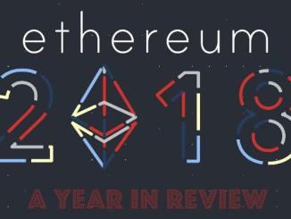 Important Statistics About Ethereum Blockchain From 2018 Year