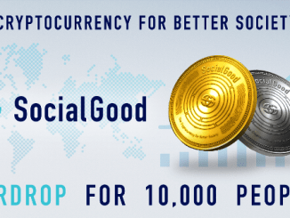 SocialGood Crypto Airdrop Tutorial - Earn 10 SG Tokens - Worth $100