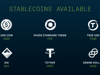 Bitfinex And Ethfinex List Every Major Stablecoin