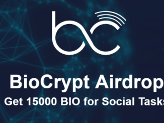 Latoken Exchange Airdrop BioCrypt - Earn 5,000 BIO Tokens - Worth The $7
