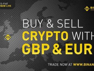 Binance Has Launched Its Official EUR/GBP Fiat Exchange
