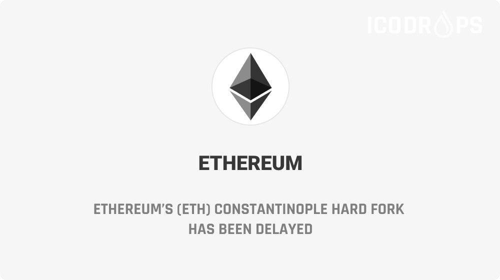 Ethereum's Constantinople Hard Fork Is Expected On February 27Th