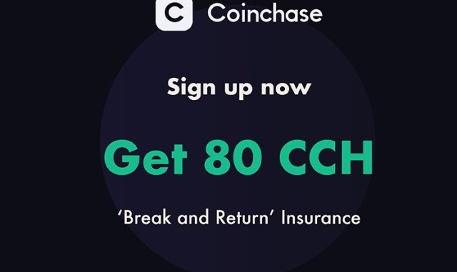 Coinchase Airdrop And Rewards Of Registration - Earn CCH Tokens Free