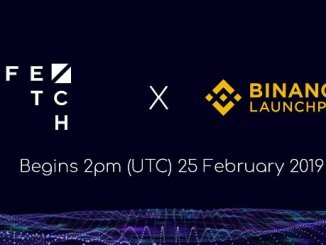Fetch.AI (FET) Token Sale Details On Binance Launchpad - How To Join And Buy Fetch.AI (FET) Token?