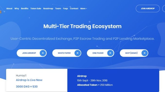 cryptocurrency where to buy dxg