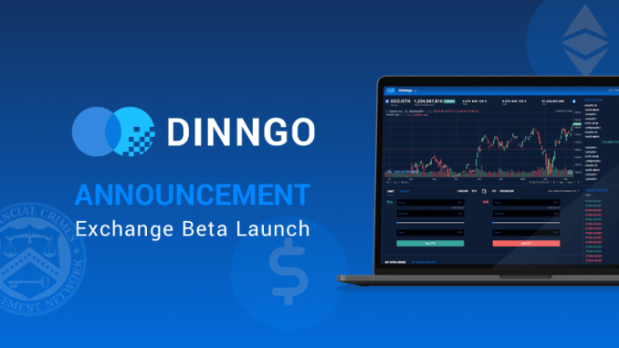 DINNGO The Mobile Digital Currency Exchange - Cryptokiemtien