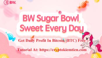 Hapo Daily Bonus Program - Earn Free Daily Bitcoin (BTC) - Total