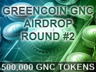 GreenCoin Crypto Airdrop Tutorial - Earn 35 GNC Tokens Free