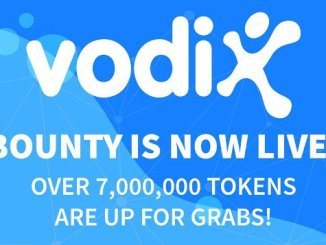 Vodi Crypto Bounty Tutorial - Earn 1,100 VDX Tokens - Worth The $11