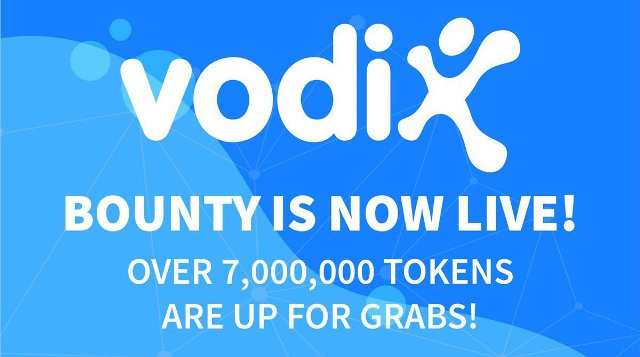 Vodi Crypto Bounty Tutorial - Earn 110 VDX Tokens - Worth The $11