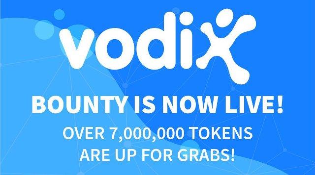 Vodi Crypto Bounty Tutorial - Earn 1,100 VDX Tokens - Worth The $11