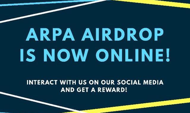 ARPA Airdrop ARPA Token - Earn Free 20 ARPA Tokens
