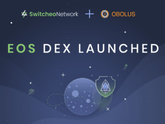 Switcheo Has Announced A Partnership With Obolus And The Launch Of Switcheo On The EOS Blockchain