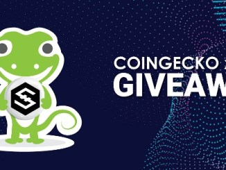 CoinGecko And IOST Giveaway 28,000 IOST