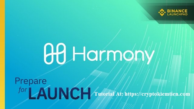 Harmony Token Sale Details On Binance Launchpad - How To