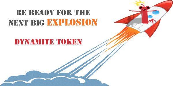 Dynamite Airdrop DYNMT Token - Earn Free DYNMT Token