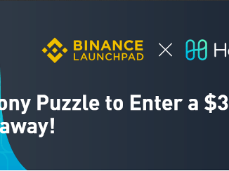 Rewards Of Binance Exchange And Harmony - Play Harmony Puzzle To Get $30,000 Of Harmony Token (ONE)