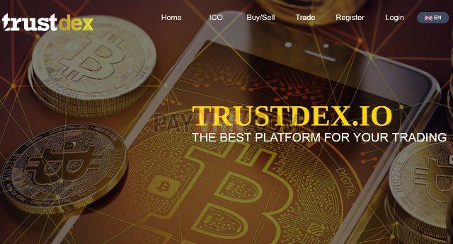 Trustdex Exchange Airdrop TDC Token - Earn Free 20 TDC